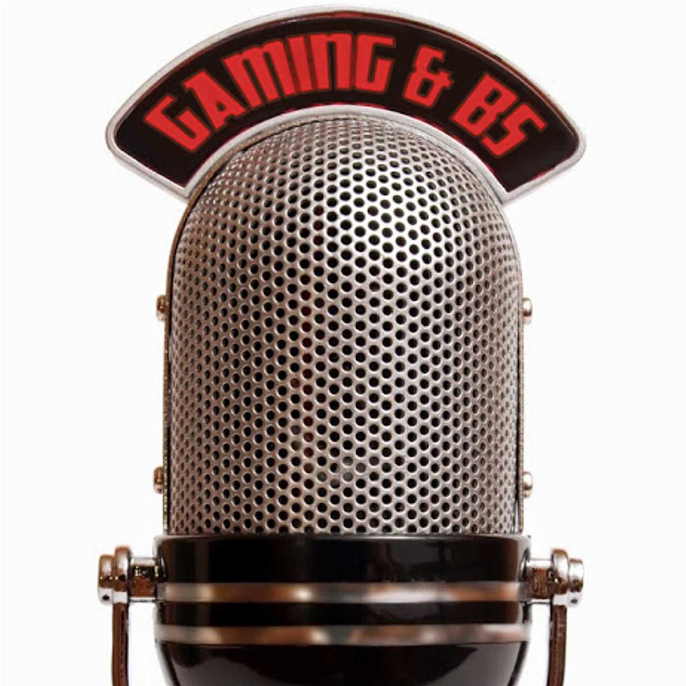 Gaming and BS Podcast logo