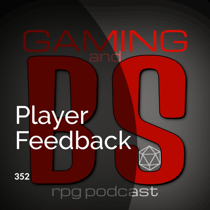 RPG Player Feedback